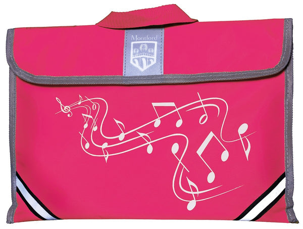 Montford (MFMC1PK) Music Carrier - Pink