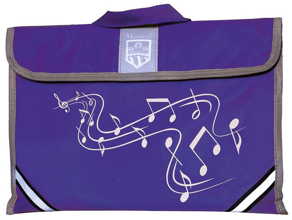 Montford (MFMC1PR) Music Carrier - Purple