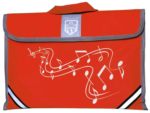 Montford (MFMC1R) Music Carrier - Red