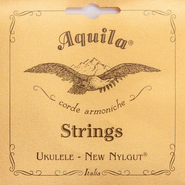 Aquila New Nylgut Regular Soprano Ukulele Strings - Set