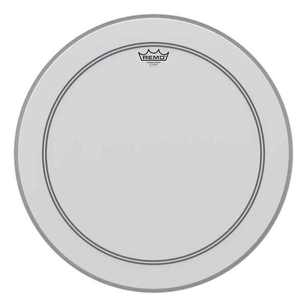 "Remo 10"" Powerstroke P3 coated drum head / skin"
