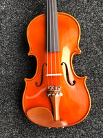 Prestige by BML (D167) 1/4 violin Boxwood Fittings - Violin Only
