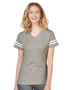 LAT Brand Woman's Adult Football Jersey Tee