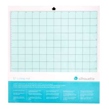 Silhouette Cutting Mat - 12""
