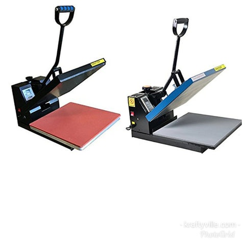 Power heat press - Kraftyville