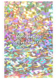 Siser Holographic       Holographic can be cut to look exactly like rhinestones!