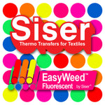 "15""x12"" Sheet - Siser EasyWeed - Fluorescent Colors"