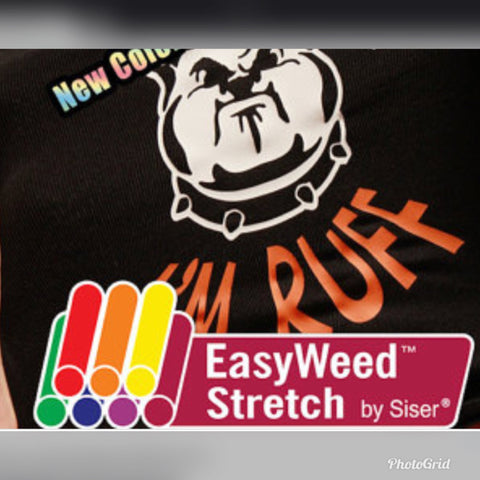 "Siser Easyweed Stretch 15""x12"""