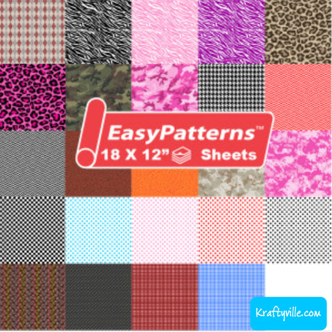 Siser Easy Pattern - Kraftyville