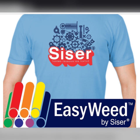 Siser Easyweed sheets 12x15.   Single sheet or 10 pk