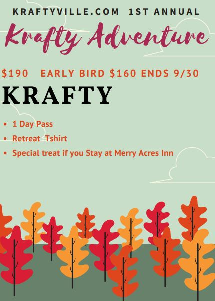 Krafty   Krafty Adventure Retreat - Kraftyville