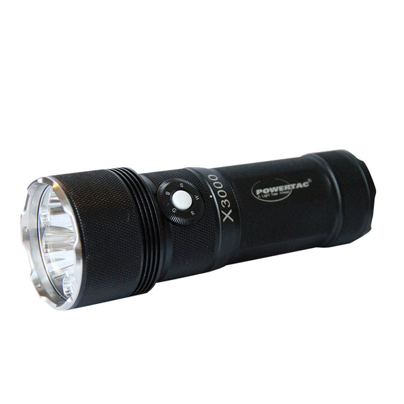 X3000 - 3000 Lumen LED Flashlight