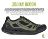 Womens - Zodiac Recon - Black Ops