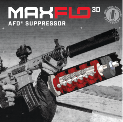 NG2 MAXFLOW AFD Suppressor