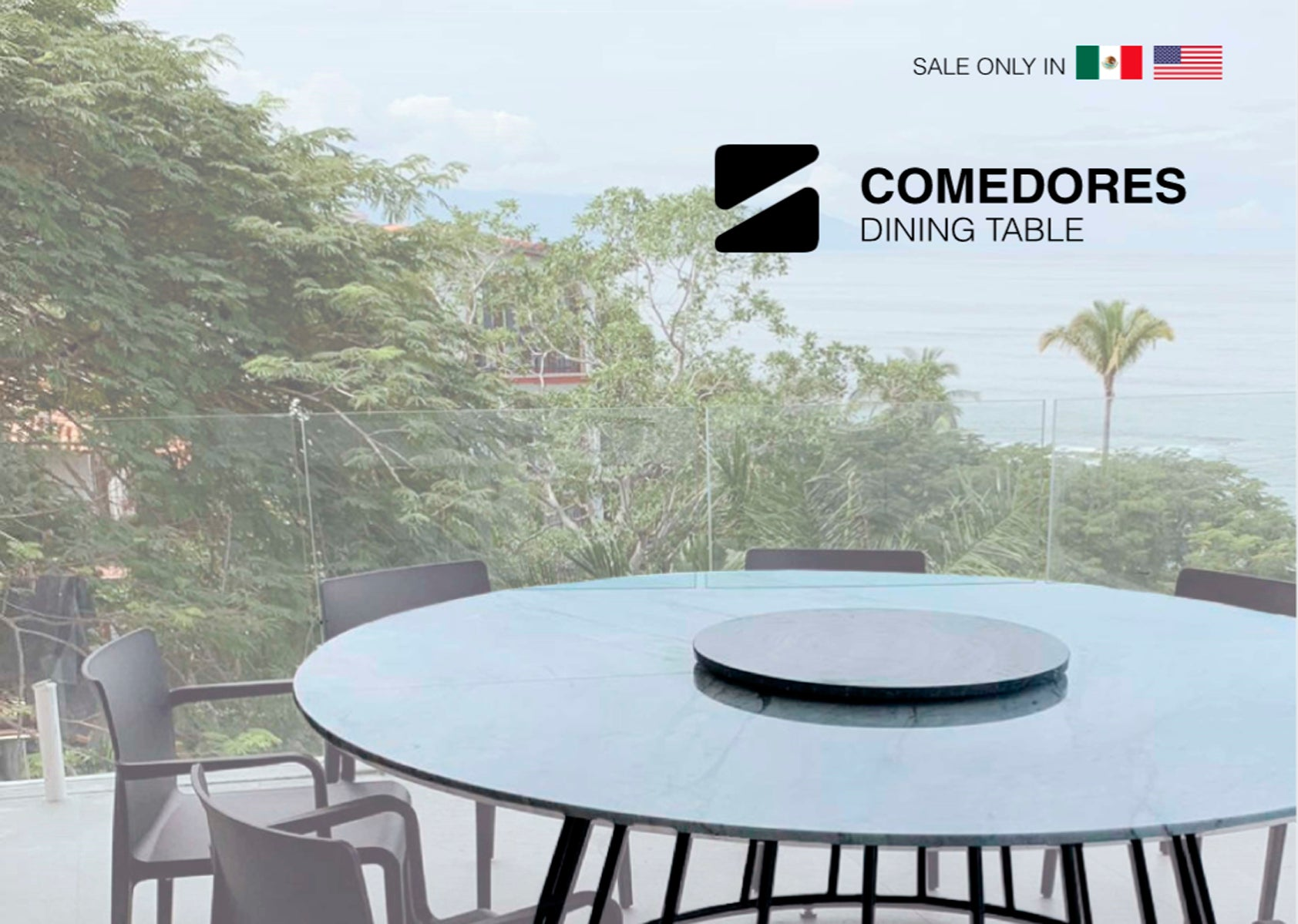 COMEDORES // DINING TABLE