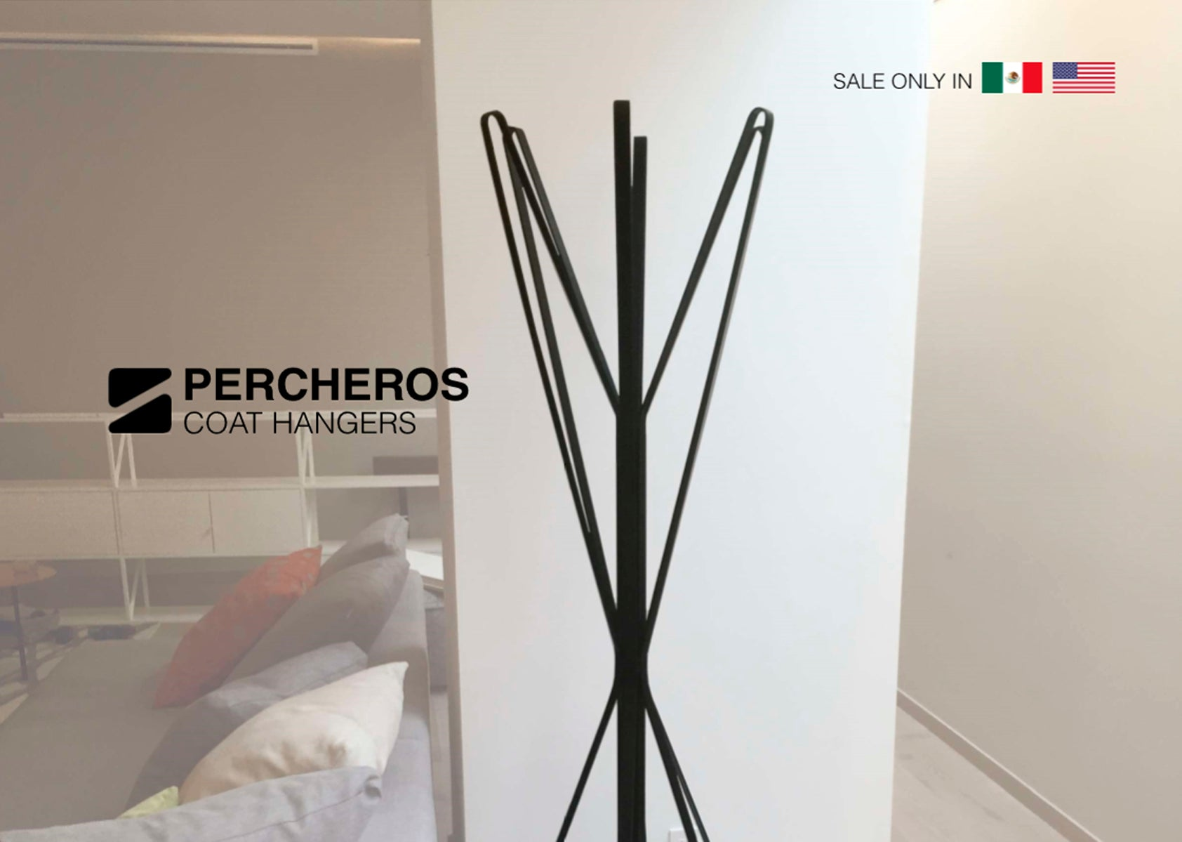 PERCHEROS // COAT HANGERS