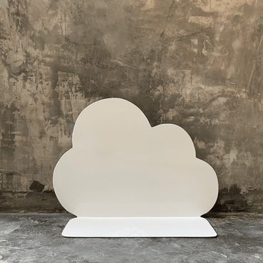 Repisa de nube / Decorative -Cloud shelve