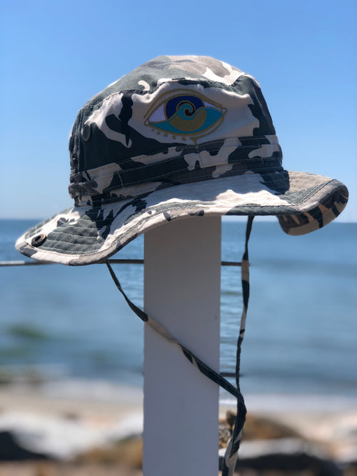 CAMO SEANOE SAFARI HAT