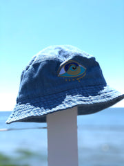 DENIM SEANOE BUCKET HAT