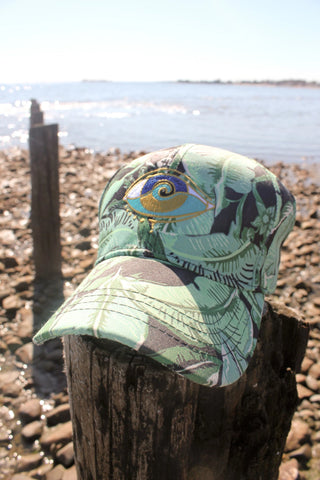 WHITE SEANOE SAFARI HAT