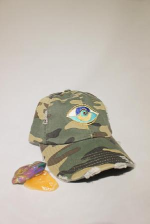 CAMO SEANOE DAD HAT
