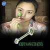 BUY 1 JADE ROLLER GET 1 GOLDZAN WITH FREE PERFUME