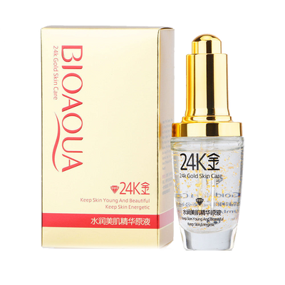 BioAqua 24K Gold Serum
