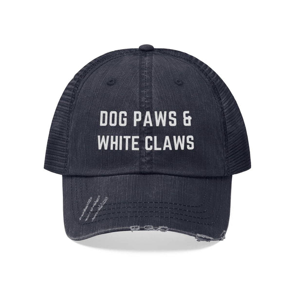 Dog Paws & White Claws Hat