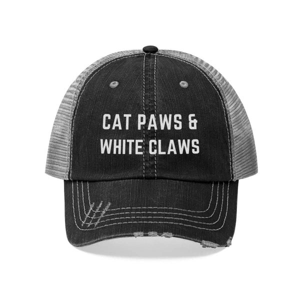 Cat Paws & White Claws Hat