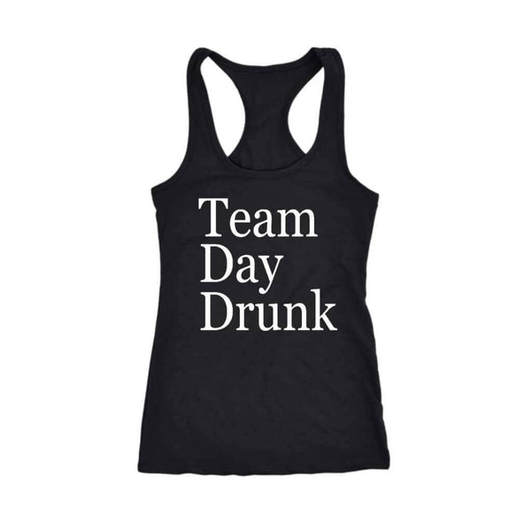 Team Day Drunk Tank - Design