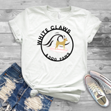 White Claws & Dog Paws Tee | Limited Edition