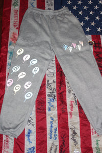 """Reflective Balloon Sweats"" For The Kids Fundraising Merch #3"