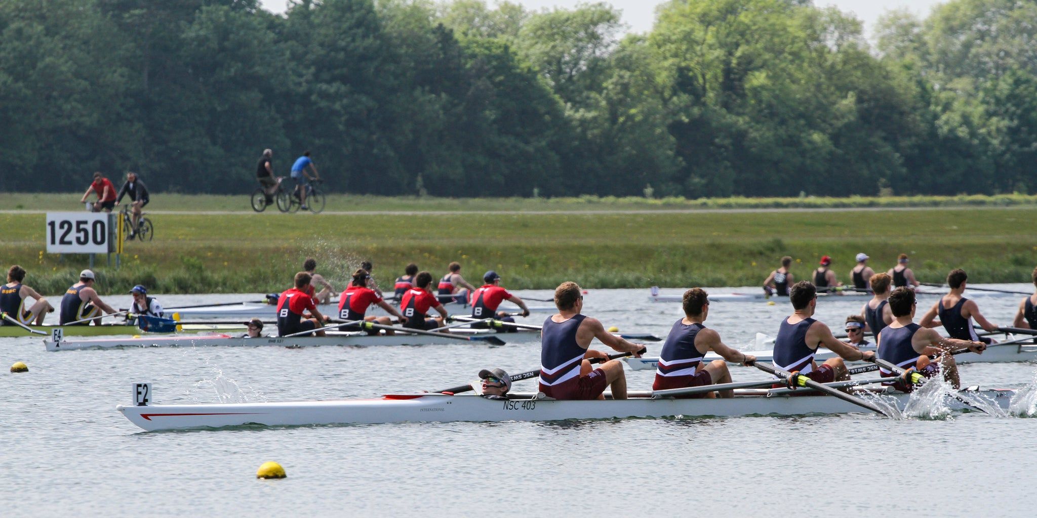 Junior Coxing Guide - National Schools Regatta - Part One