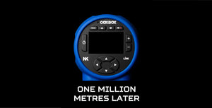 NK CoxBox 5 - One Million Metres Later