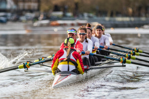 The growth of women's rowing in the UK