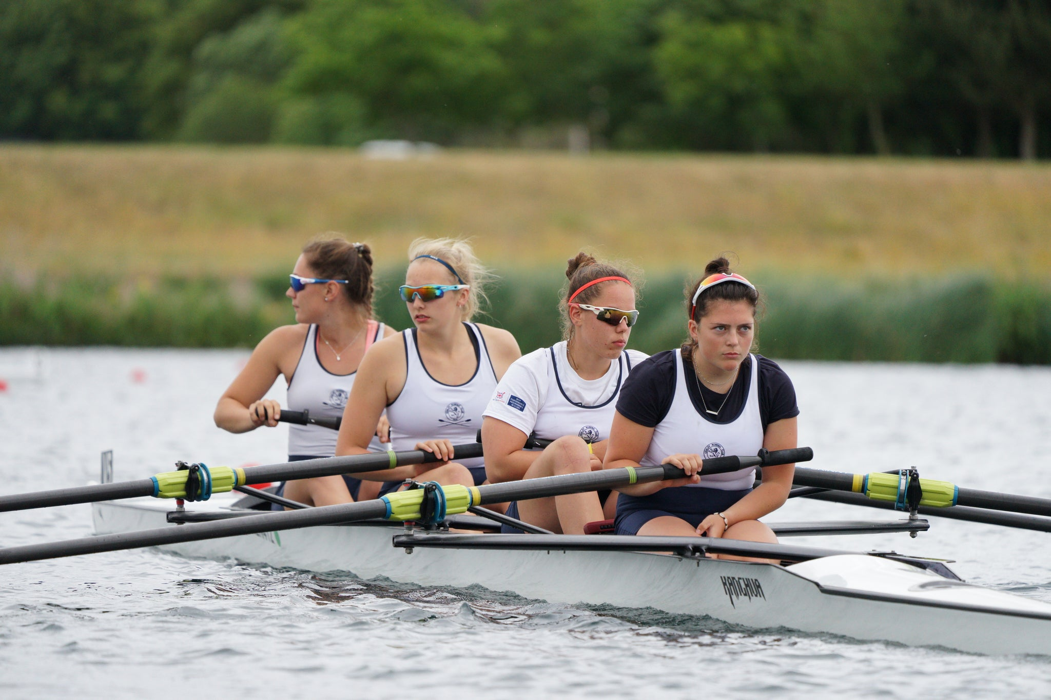 Henley Women's Regatta- J18 Fours