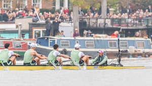 The Boat Race 2019: Matthew Holland
