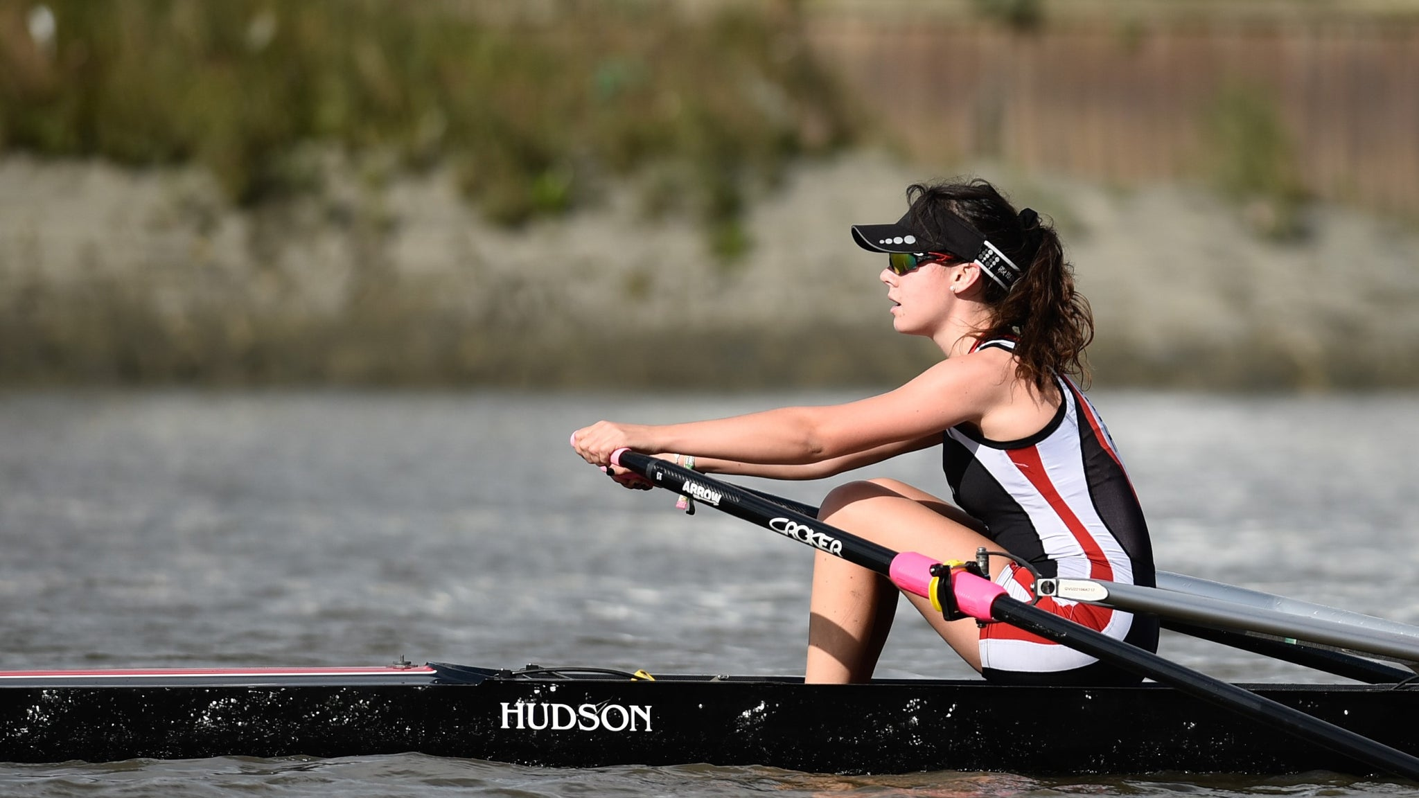 Vesta Scullers' Head 2019: Junior Women