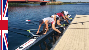 Coupe de la Jeunesse 2018: GB's Junior Men's Sweep