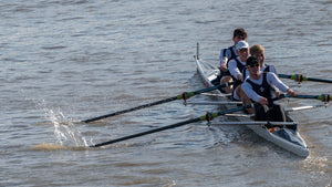 Fours Head 2019: Junior Men