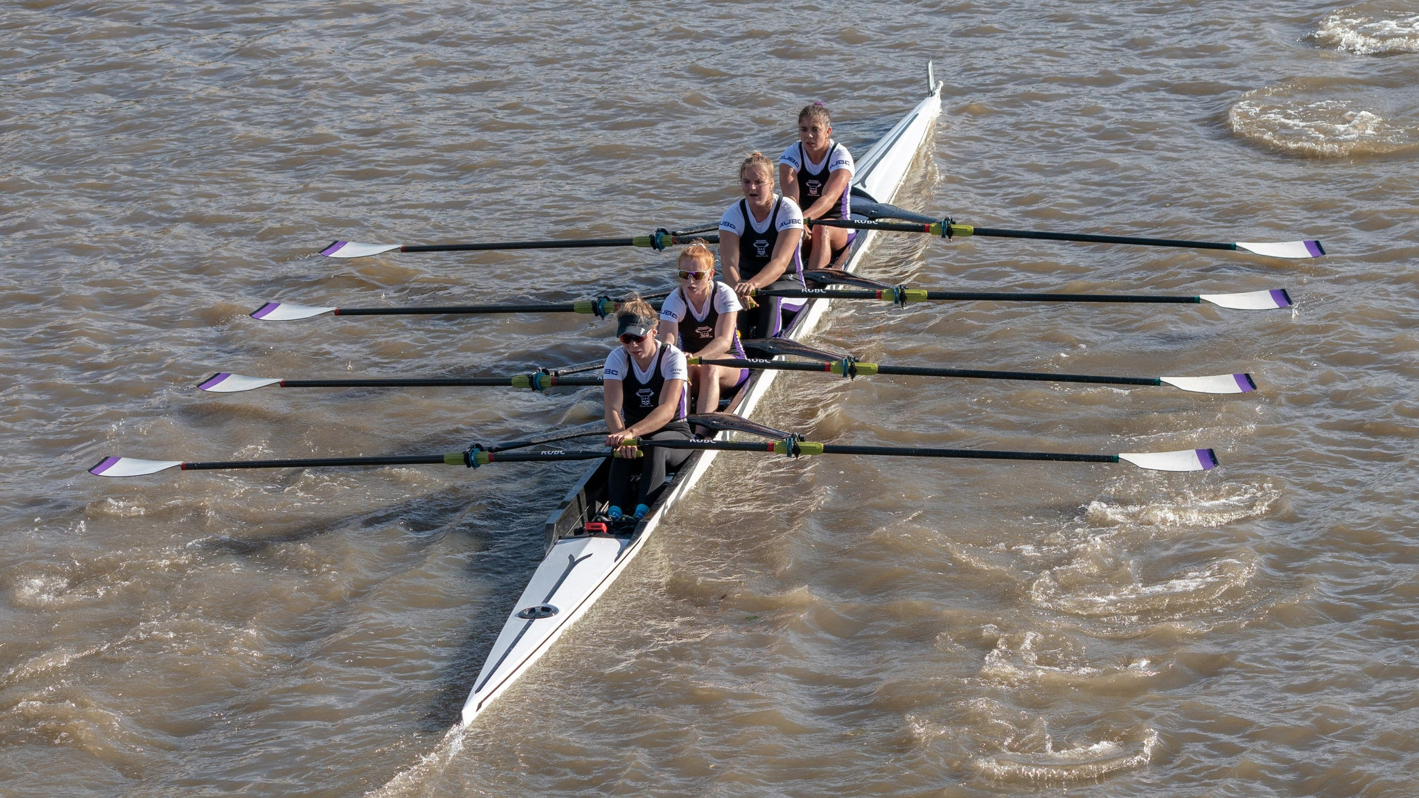 Fours Head 2019: Womens Academic Categories