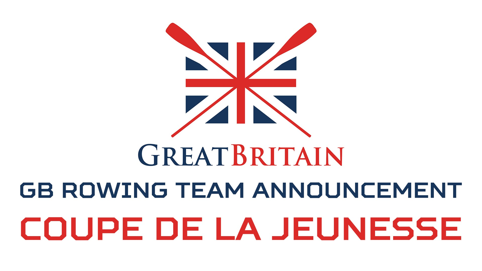 GB Coupe de la Jeunesse Team Announcement