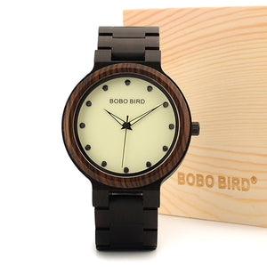 BOBO BIRD Lightweight Wooden Watches