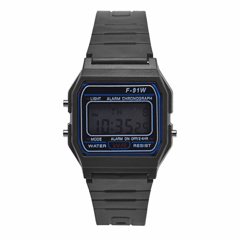 Vintage digital  Waterproof Watch