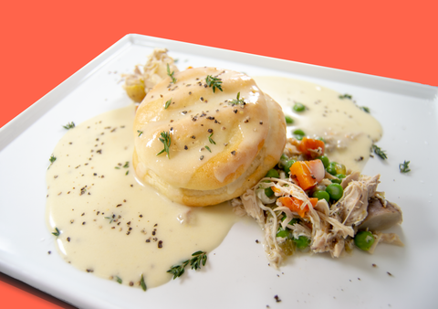 Liteful Food Chicken Pot Pie