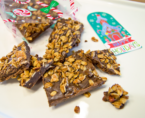 Liteful Foods Chocolate Bark Recipe