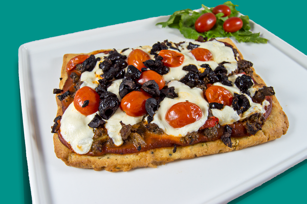 Liteful Foods Flatbread Pizza Photo