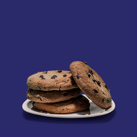 Gluten free chocolate chip cookies from Liteful FOods
