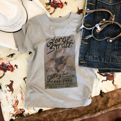 George Strait Kids Tee