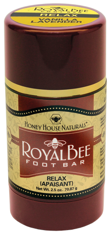 Royal Bee Foot Bar